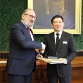 Le Vietnam et la Belgique renforcent leur coopération dans l'audit