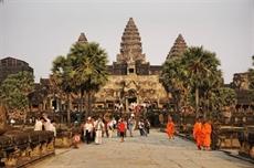 Cambodge : recettes touristiques estimées à près de 5 milliards dUSD en 2019