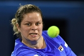 Tennis : Kim Clijsters