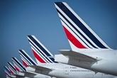 Air France va tailler dans son personnel au sol, sans départs contraints