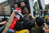 Angela Merkel qualifie la politique de la Turquie en matière de réfugiés d'