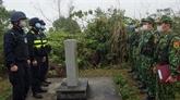 Lào Cai et Yunnan (Chine) effectuent des patrouilles communes