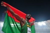 Athlétisme : Zango très chaud à Paris