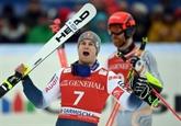 Ski alpin : Pinturault gagne à Garmisch et rebondit en géant