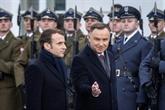 Après deux ans de froid, Macron veut faire de la Pologne un allié