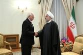 Le chef de la diplomatie de l'UE à Téhéran pour apaiser les tensions