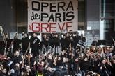 Reprise des représentations à l'Opéra de Paris
