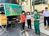 Le Vietnam garantit la fourniture de masques de protection