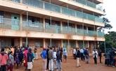 Au moins 13 enfants meurent dans une bousculade dans une école primaire