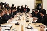Promouvoir le partenariat stratégique Russie - ASEAN