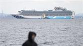 Plus de 3.700 personnes confinées à bord d'un bateau de croisière au Japon