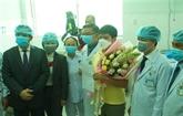 2019-nCoV : un patient chinois à Hô Chi Minh-Ville guéri