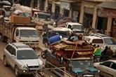 Syrie : un demi-million de déplacés en deux mois par les violences