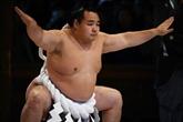 Le sumo en démonstration entre JO et Paralympiques à Tokyo