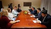 Le Cambodge espère conserver son statut commercial préférentiel avec le Royaume-Uni