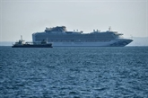 Coronavirus : au moins dix personnes contaminées à bord du navire de croisière au Japon