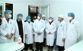 nCoV : le ministère de la Santé travaille avec la province de Vinh Phuc