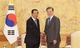 Le Cambodge souhaite attirer plus d'investissements de la République de Corée