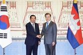 La République de Corée et le Cambodge renforcent leur coopération multiforme