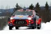 WRC : le Rallye de Suède raccourci à cause du manque de neige