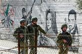 Des soldats blessés dans une attaque à Jérusalem, heurts meurtriers en Cisjordanie