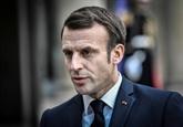 Près de deux Français sur trois ont une opinion négative de Macron
