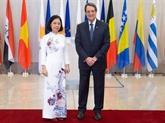 Le Vietnam attache de l'importance à ses relations avec la République de Chypre