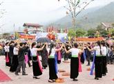 Danse xoè,la fierté des Thai