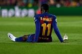 FC Barcelone : Dembélé opéré de la cuisse droite le 11 février en Finlande