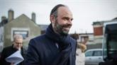 Municipales : Édouard Philippe sur le terrain au Havre en toute discrétion