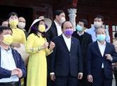 Premier ministre : Thua Thiên-Huê doit rapidement surmonter l'impact du nCoV