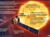 Solar Orbiter décolle dimanche 9 février, direction le Soleil