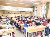 Hanoï : écoles fermées, casse-tête pour les parents