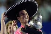 ATP :Rafael Nadal réalise le coup du chapeau à Acapulco