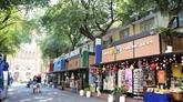 La rue du livre de Hô Chi Minh-Ville honore les femmes