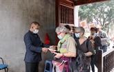 COVID-19 : désinfection de certains sites touristiques à Hanoï