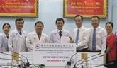 COVID-19 : le consul général de Chine à Hô Chi Minh-Ville remercie l'hôpital Cho Rây