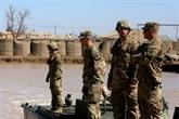 Irak : des roquettes font trois morts, deux Américains et un Britannique