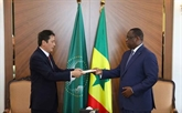 Le Sénégal souhaite renforcer sa coopération avec le Vietnam