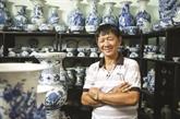 Dinh Công Tuong, maître antiquaire