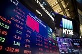 Face au coronavirus, une débâcle historique pour les Bourses de Paris à Wall Street
