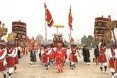 La fête des temples des rois Hùng s'enrhume