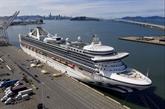 Tous les passagers américains ont quitté le Grand Princess à Oakland