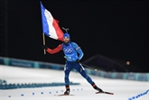 Biathlon : Fourcade tire le rideau