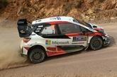 Rallye du Mexique : Ogier accroît son avance en tête, Neuville ne termine pas la journée