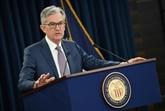 Rassurer face au coronavirus, le défi de taille qui attend la Fed
