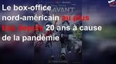 Le box-office nord-américain au plus bas depuis 20 ans à cause de la pandémie