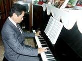 Le pianiste Tôn Thât Triêm : la musique rapproche les peuples