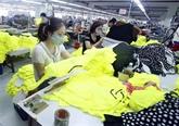 Textile-habillement : le Vietnam exporte pour 5,3 milliards d'USD