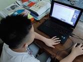 COVID-19 : les cours en ligne ont le vent en poupe